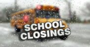 closing of schools and delays