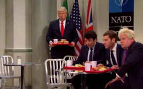 SNL COLD OPEN