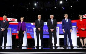 Warren, Sanders spar over her claim he said woman can't win in the Democratic debate highlights