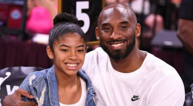 News of the death of Kobe Bryant in a helicopter crash published