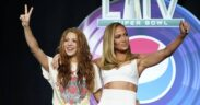 JLo, Shakira will be 2 of Super Bowl halftime performers