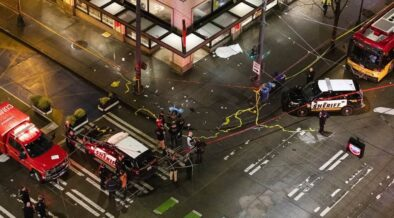The third shooting in Seattle in two days started as a dispute