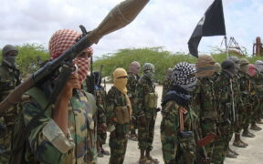 Al-Shabab fighters on Sunday have attacked US base in Kenya