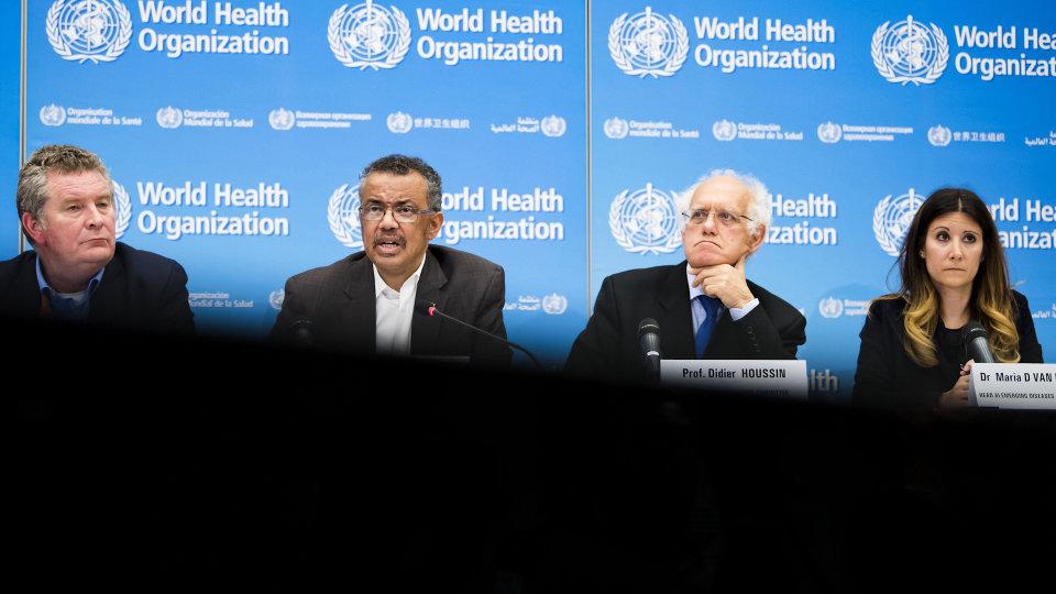 WHO stated outbreak of coronavirus as a Global Health emergency