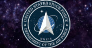 PRESIDENT TRUMP UNVEILS NEW US SPACE FORCE LOGO