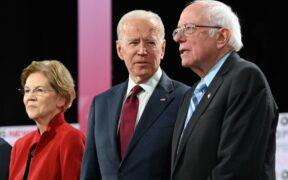 Biden alleges Sanders Social Security 'doctored video'