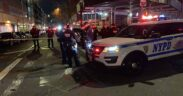 NYPD Officer Shot, wounded in 'assassination attempt'