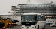 Fourteen new Cruise ship Coronavirus Americans tested positive for coronavirus