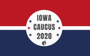 2020 Iowa Caucuses US Democrat Presidential Election