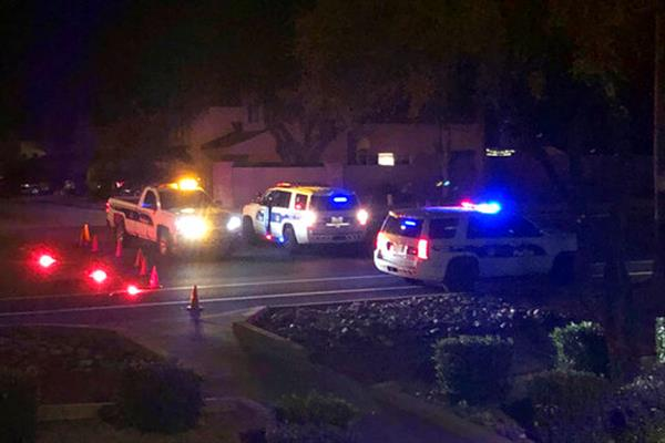 Phoenix Police Officers Shot Dead and Injured Sunday night responding to a domestic violence call.
