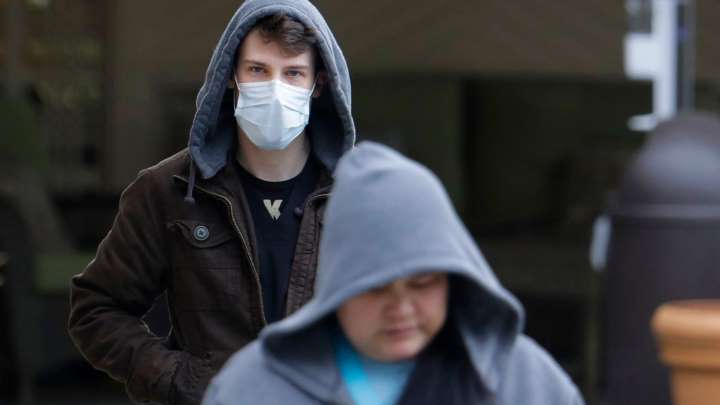 Coronavirus cases in US have risen up and that brings the total number of deaths in the U.S. to nine