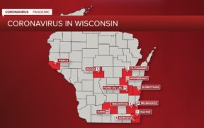 According to updates from health officials, Wisconsin state Coronavirus number of cases and death is announced on Thursday.