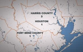 Harris County Coronavirus Cases led to the stay-at-home order.