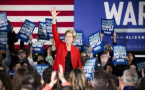 Senator Elizabeth Warren dropping out of presidential race occurred Thursday