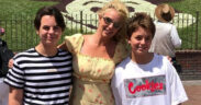 Britney Spears' quarantine before visiting her sons was her ex-husband's request