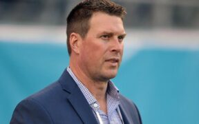 Ryan Leaf arrested by police on a domestic battery charge on Friday.