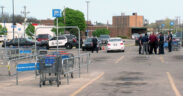 Three people were injured in a Milwaukee Walmart shooting, Wisconsin, on Sunday.