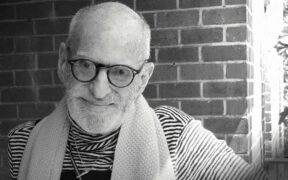 The playwright and Aids activist, Larry Kramer's death occurred of pneumonia at 84