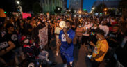 Protest for Breonna Taylor in Kentucky, Louisville shooting protest.