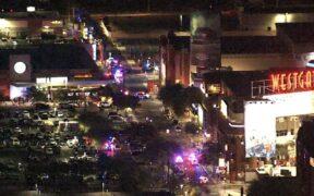 A suspected shooter of Westgate shooting in Glendale is in custody.