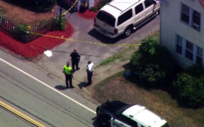 One was shot and taken to hospital in police-involved shooting in Pepperell Ma.