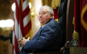 Ohio House Speaker Larry Householder arrested along with four others by Federal officials