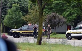 the suspect involved in the Michigan, Marshall county shooting was taken into custody