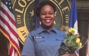 Audio about Breonna Taylor death