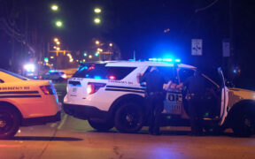 A Toledo police officer shot and killed during responding to a call outside