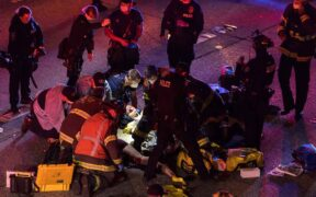 At least twelve people were injured following the South Carolina nightclub shooting