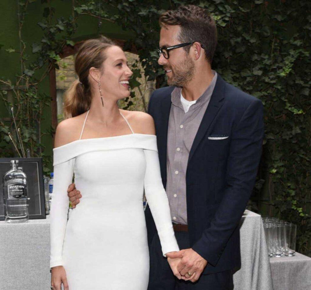 Blake Lively & Ryan Reynolds Apologize for Slavery Wedding