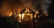 Fire rips through Rachael Ray's home