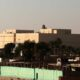 Following a US embassy attack in Iraq three rockets have been fired at the building central Baghdad.