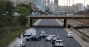 A teen died in a deadly crash on Eisenhower expressway