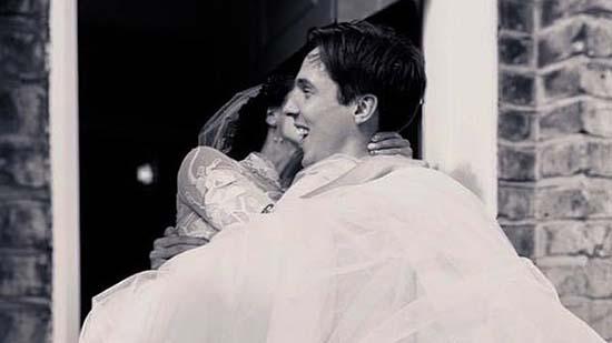 Jessica Brown Findlay's Wedding was so surprising.
