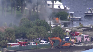 A boat explosion in Fort Lauderdale led to injury of many people