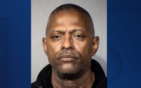 Michael Calvin Richardson is accused of murder in the fatal shooting, Tuesday.