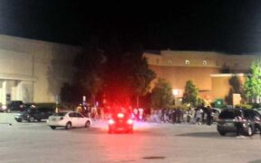 An Arbor Place Mall shooting which occurred following a fight between two women Saturday afternoon.