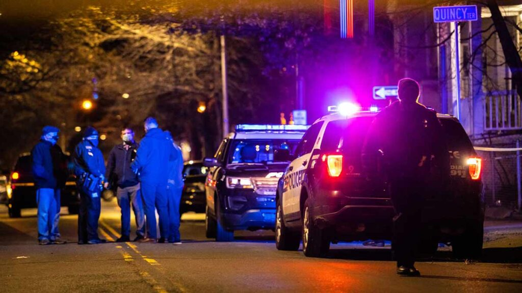 A shooting in Lynn, Massachusetts left many victims