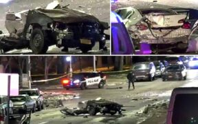 Yonkers car accident victims who were in two vehicles on late Tuesday night were estimated about five people