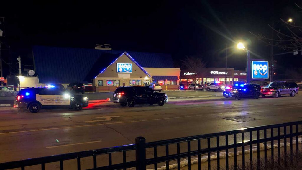 Evanston IHOP shooting left two victims