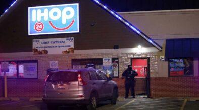 At least two people killed in Evanston IHOP shooting