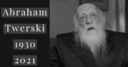 Famed Rabbi Abraham Twerski's cause of death aired as COVID-19.