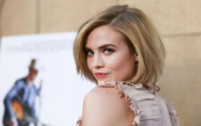 Maddie Hasson has recently come out