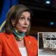 Speaker Nancy Pelosi's House is Vandalized; They Kicked Off her New Year.