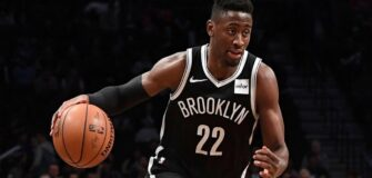 A small mass is found on Caris LeVert's kidney