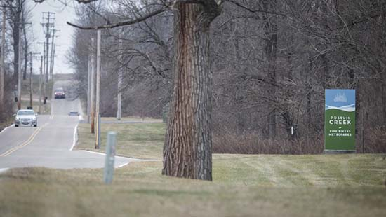 MetroParks rangers are investigating a dead woman at Possum Creek Metropark.