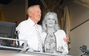 Sandra Scully, Vin Scully's wife, died