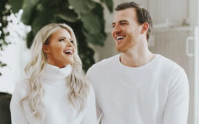 Witney Carson released her newborn baby's name