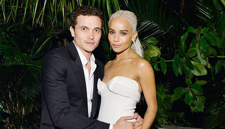 Zoe Kravitz and Karl Glusman are no longer a couple